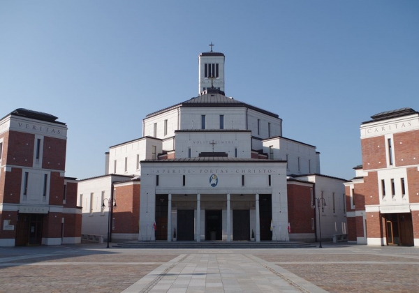Łagiewniki Centrum Jana Pawła